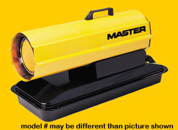 B600D Master Heater and parts for Master Heaters