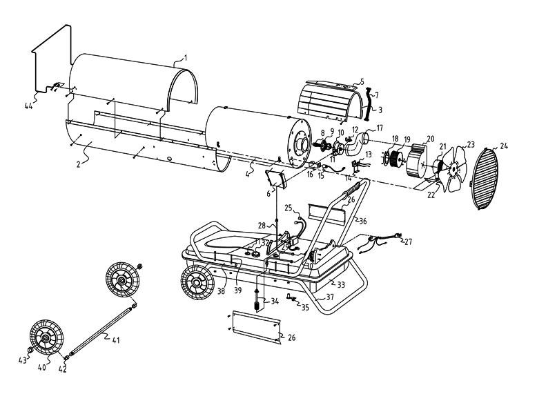 2003 ram heater wiring schematic 600000 master heater wiring schematic mh-220t-dfv parts for master heaters
